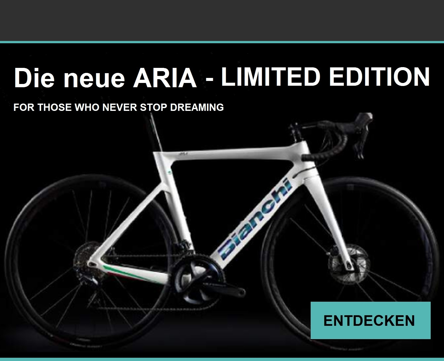 Bianchi Limited Edition Home Page