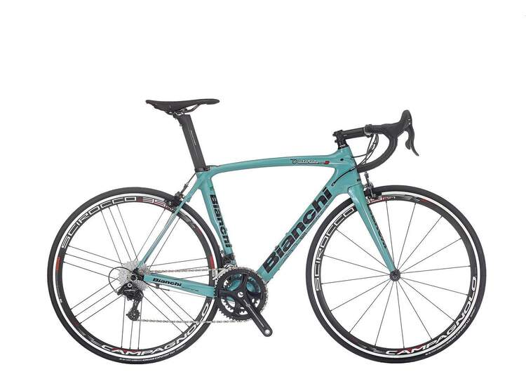 Bianchi Oltre XR.2 2016 - Campagnolo Potenza 11sp compact