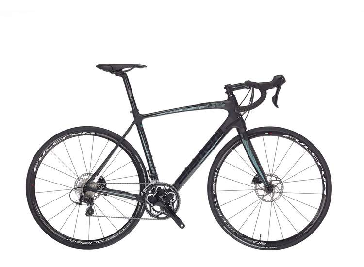 Bianchi Intenso Disc 2017 - 105 11sp Compact-BB - Black matt/Black CK16 glossy-57