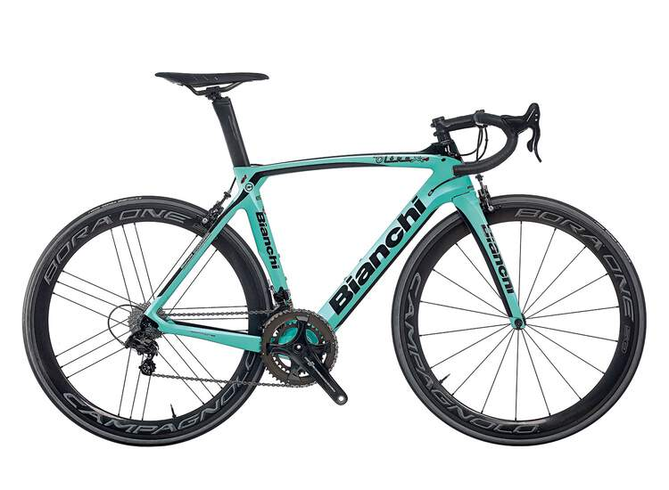 Bianchi Oltre XR4 - Campagnolo Chorus 11sp Compact - 2020