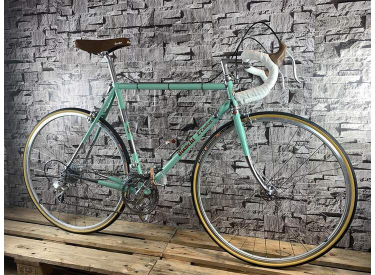 Bianchi LEroica Campagnolo 10sp Compact 2020
