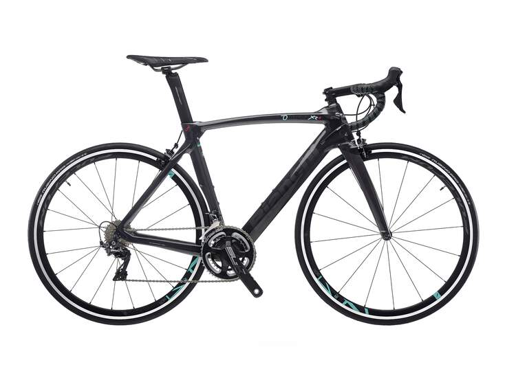 Bianchi Oltre XR4 - Shimano Dura Ace 11sp Compact - 2020
