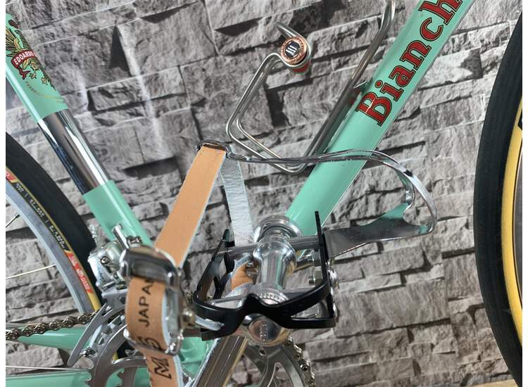 Bianchi LEroica Campagnolo 10sp Compact 2020 - 59