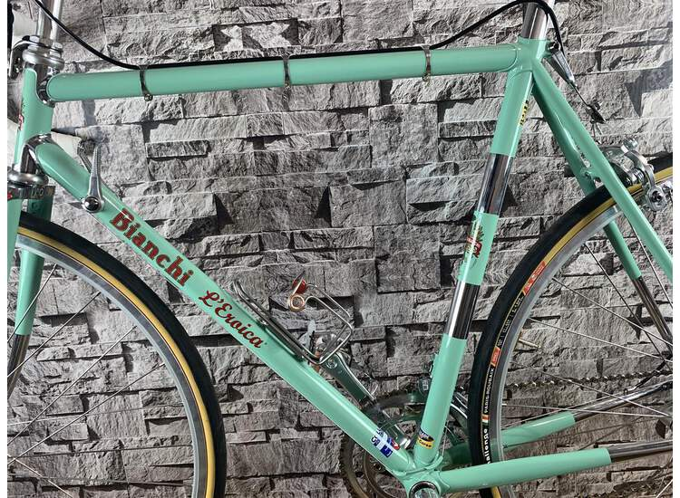 Bianchi LEroica Campagnolo 10sp Compact 2020 - 50 - auf Anfrage