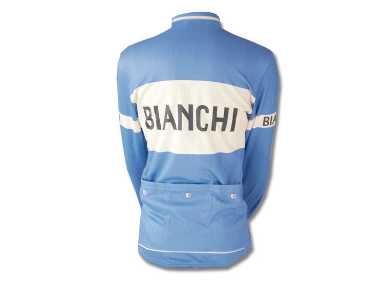 Bianchi Classic Winter Long Sleeve S