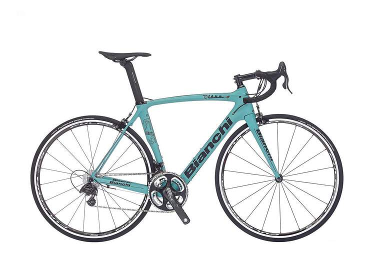 Bianchi Oltre XR.1 2016 - Campagnolo Chorus Mix 11sp semi compact